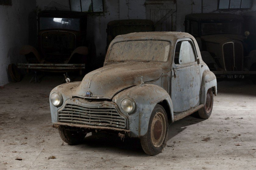 1949 SIMCA 6 - No reserve For Sale by Auction (picture 1 of 6)