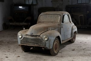 1949 SIMCA 6 - No reserve