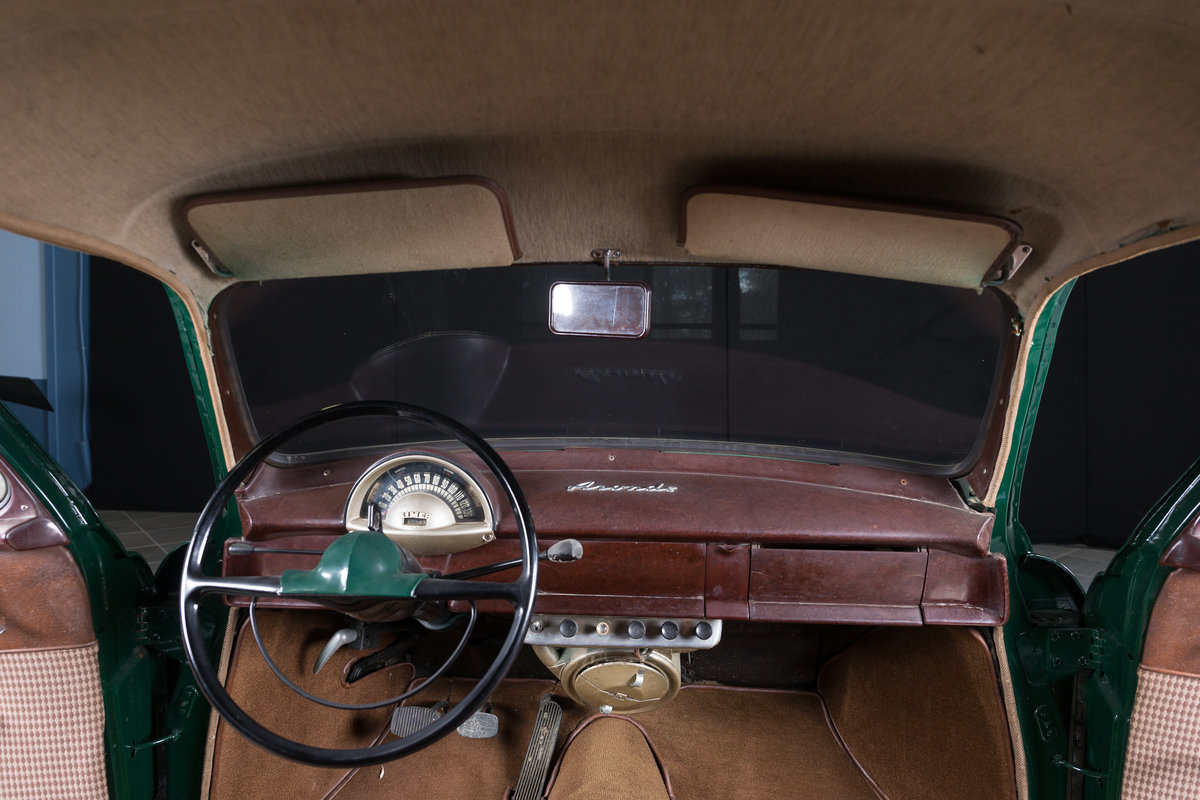 1952 Simca 9 Berline - No reserve For Sale by Auction (picture 5 of 6)
