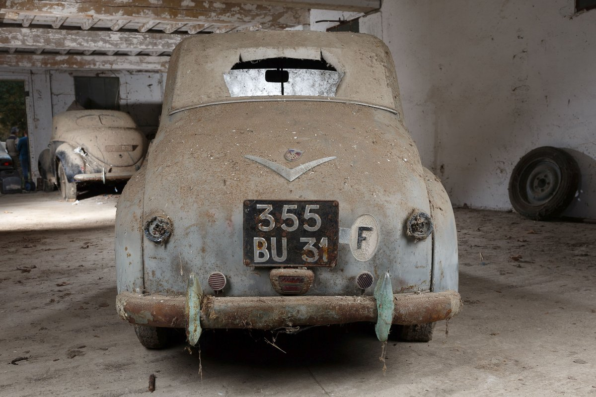 1949 SIMCA 6 - No reserve For Sale by Auction (picture 3 of 6)