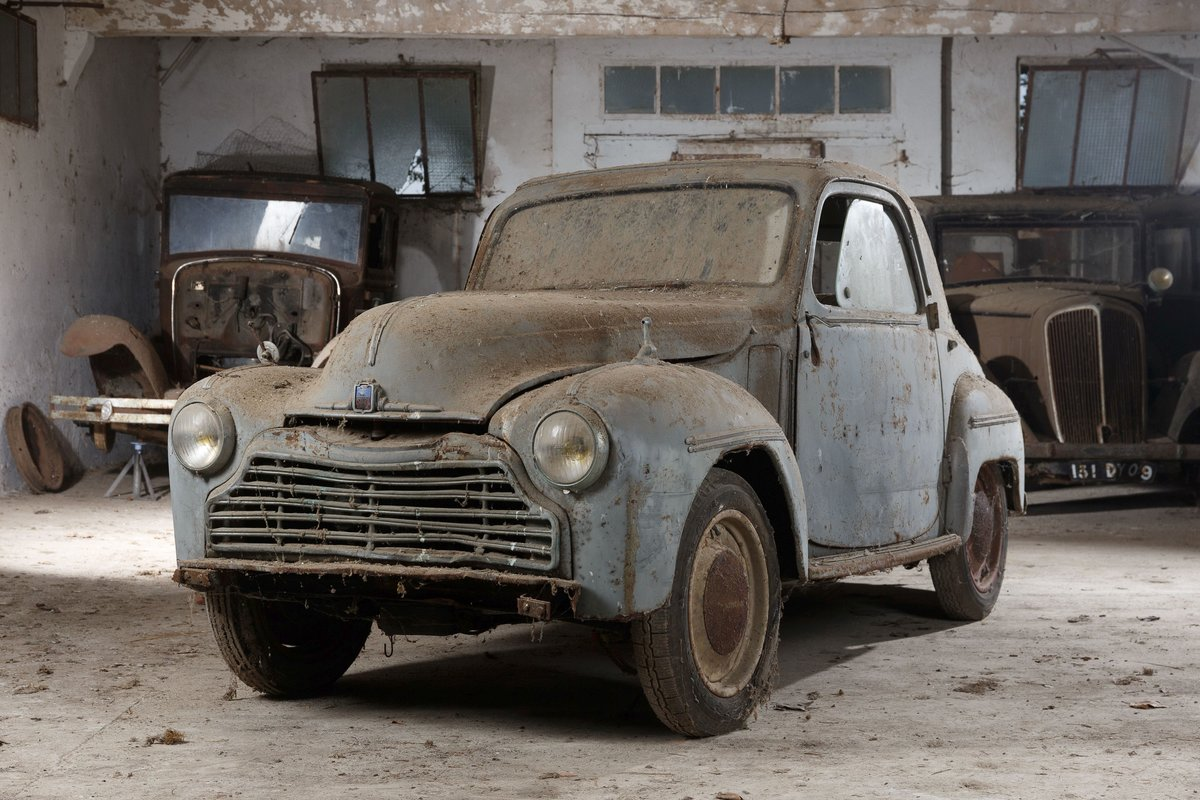 1949 SIMCA 6 - No reserve For Sale by Auction (picture 4 of 6)