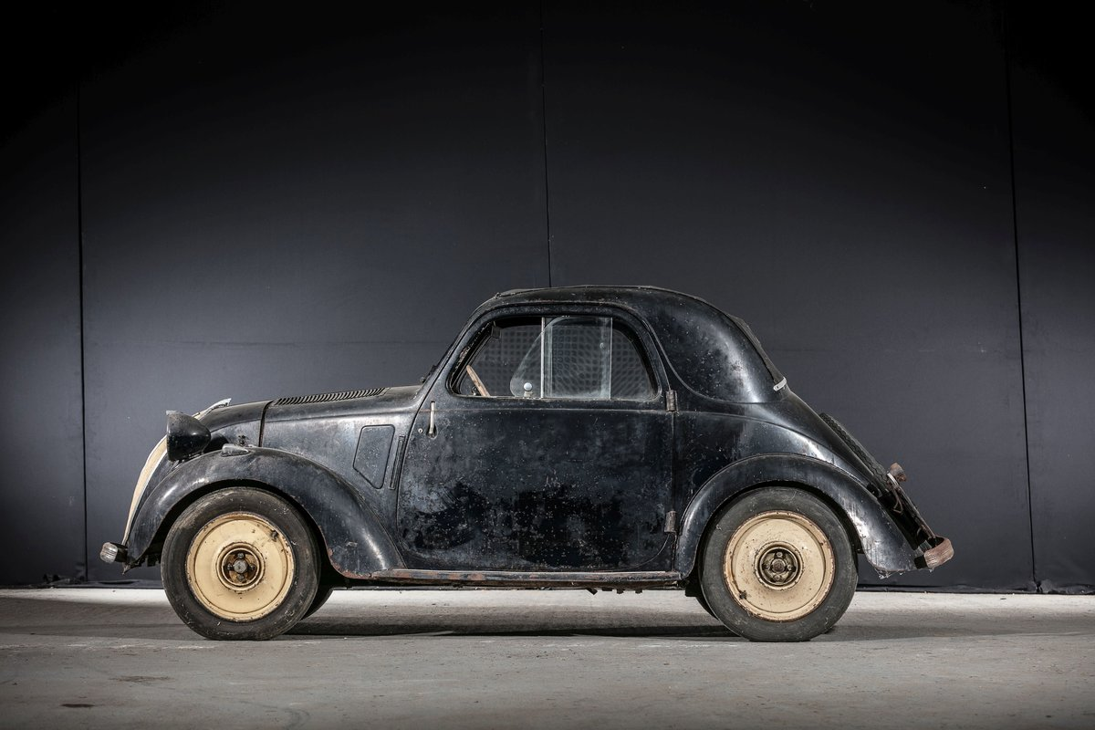 1939 Simca 5 découvrable - No reserve For Sale by Auction (picture 2 of 6)