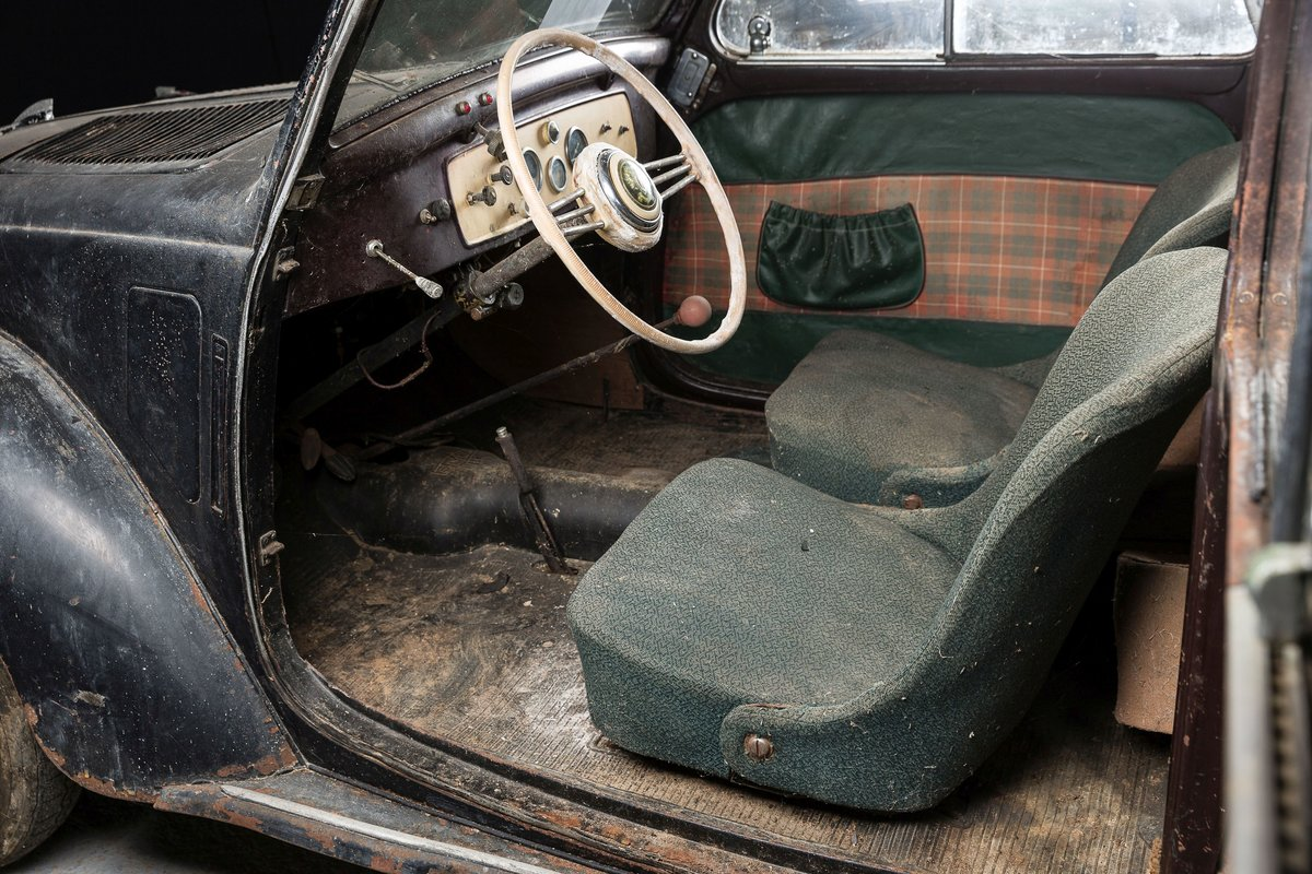1939 Simca 5 découvrable - No reserve For Sale by Auction (picture 4 of 6)