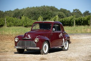 1950 Simca 6 No reserve