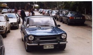 1974 Simca 1301 Special with 9350km
