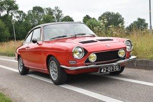 Simca 1200 S Bertone