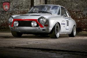 Simca 1200 S rally