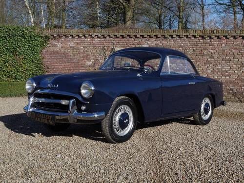 1953 SIMCA 9 Sport For Sale (picture 1 of 6)