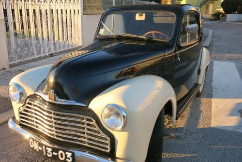 Rare SIMCA SIX DECOUVRABLE1950 For Sale (picture 2 of 6)
