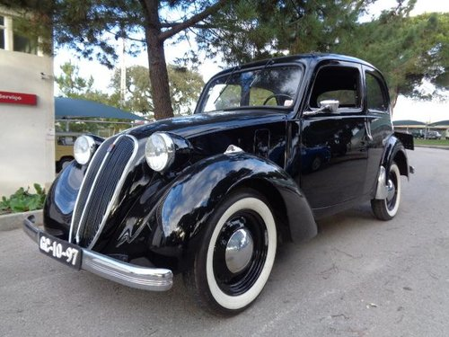 1939 Simca 8 - In Great Condition For Sale (picture 1 of 6)