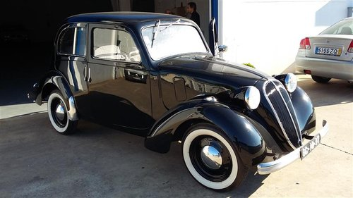 1939 Simca 8 - In Great Condition For Sale (picture 2 of 6)