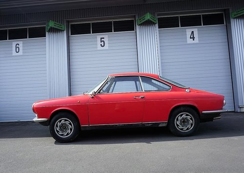 1964 Simca 1000 Coupe Bertone  For Sale (picture 1 of 6)