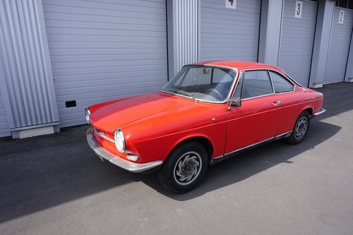 1964 Simca 1000 Coupe Bertone  For Sale (picture 2 of 6)