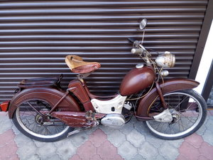 1962 Simson Suhl SR2 50cc For Sale
