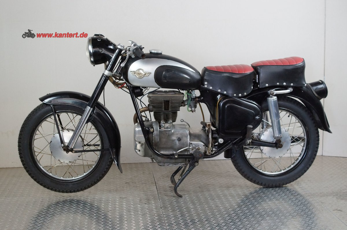 1959 Simson Awo 425 Sport, 248 cc, 14 hp For Sale (picture 1 of 6)