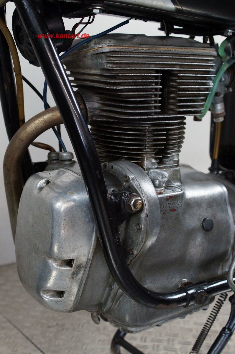 1959 Simson Awo 425 Sport, 248 cc, 14 hp For Sale (picture 3 of 6)