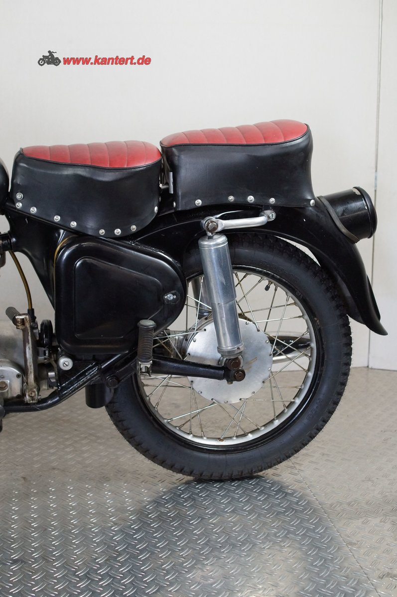 1959 Simson Awo 425 Sport, 248 cc, 14 hp For Sale (picture 5 of 6)