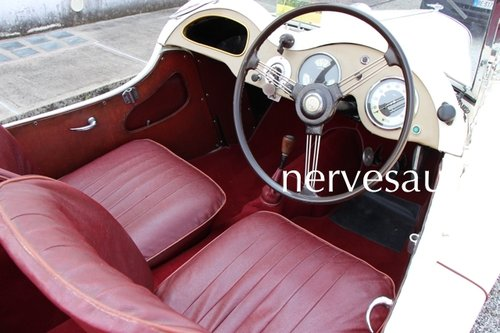 1953 Singer 4 AD Roadster For Sale (picture 3 of 6)