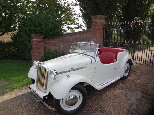 Singer 9 Roadster For Sale (picture 1 of 6)