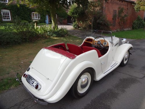Singer 9 Roadster For Sale (picture 2 of 6)