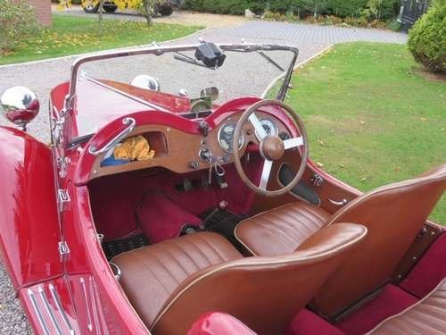 1951 Singer Roadster 4AB at Morris Leslie Auction 25th May SOLD by Auction (picture 4 of 6)