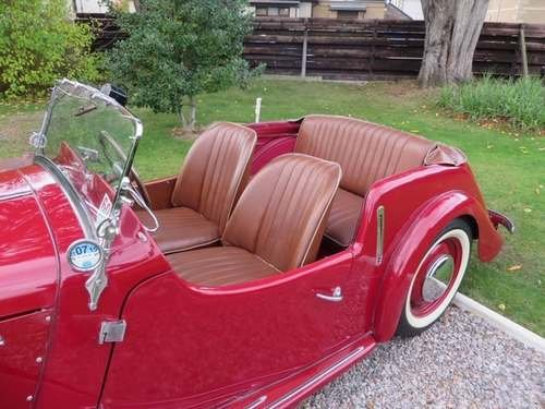 1951 Singer Roadster 4AB at Morris Leslie Auction 25th May SOLD by Auction (picture 5 of 6)