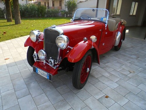 1933 CLASSIC CAR SINGER NINE SPORT For Sale (picture 1 of 6)