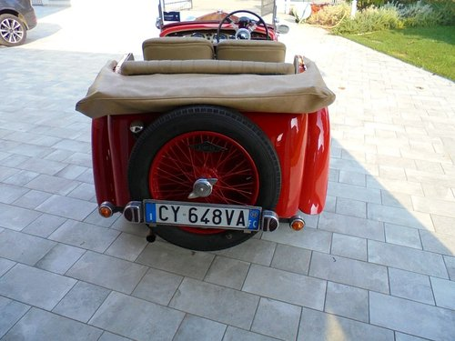 1933 CLASSIC CAR SINGER NINE SPORT For Sale (picture 2 of 6)