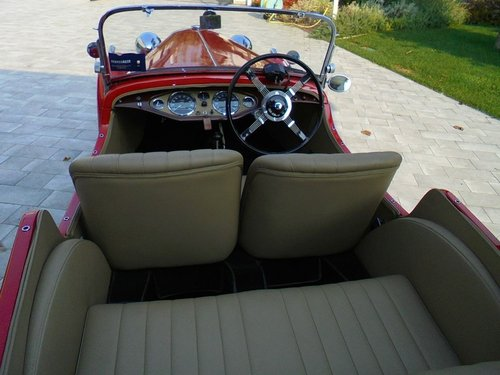 1933 CLASSIC CAR SINGER NINE SPORT For Sale (picture 3 of 6)