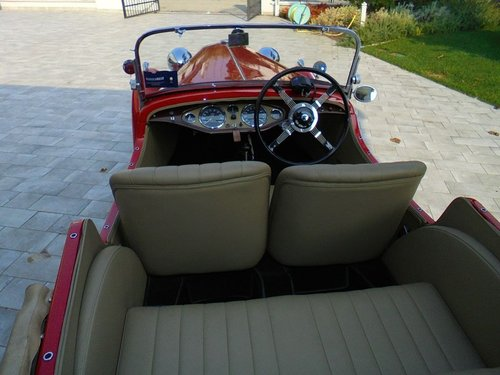 1933 CLASSIC CAR SINGER NINE SPORT For Sale (picture 4 of 6)
