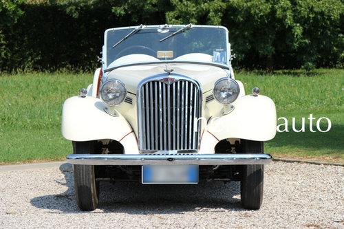 1953 Singer 4 AD Roadster For Sale (picture 1 of 6)
