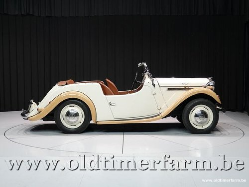 1951 Singer 4 AD '51 For Sale (picture 3 of 6)