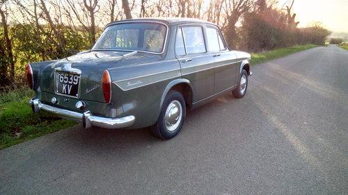 Stunning Singer Gazelle MK V 1964 SOLD (picture 2 of 6)