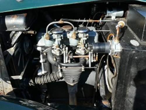 1933 Singer Nine Sports SOLD (picture 3 of 6)