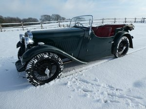 1933 Singer Nine Sports SOLD