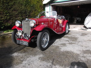 1935 SINGER LEMANS SPECIAL SPEED For Sale