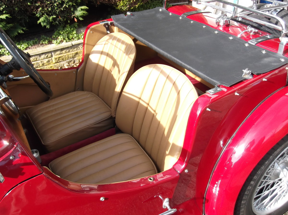 1935 Singer lemans special speed For Sale (picture 5 of 5)
