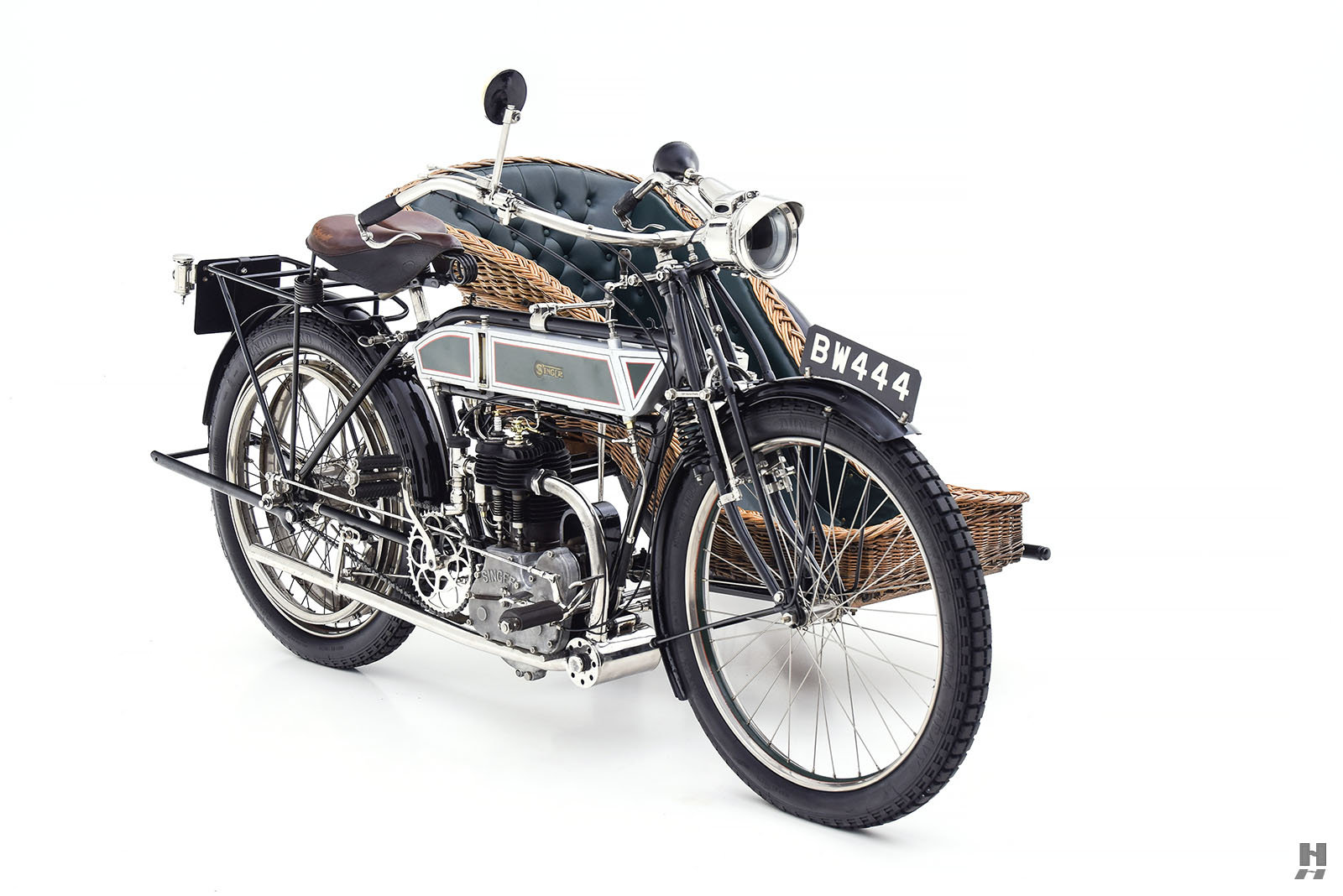 1911 SINGER MOTORCYCLE For Sale (picture 2 of 6)