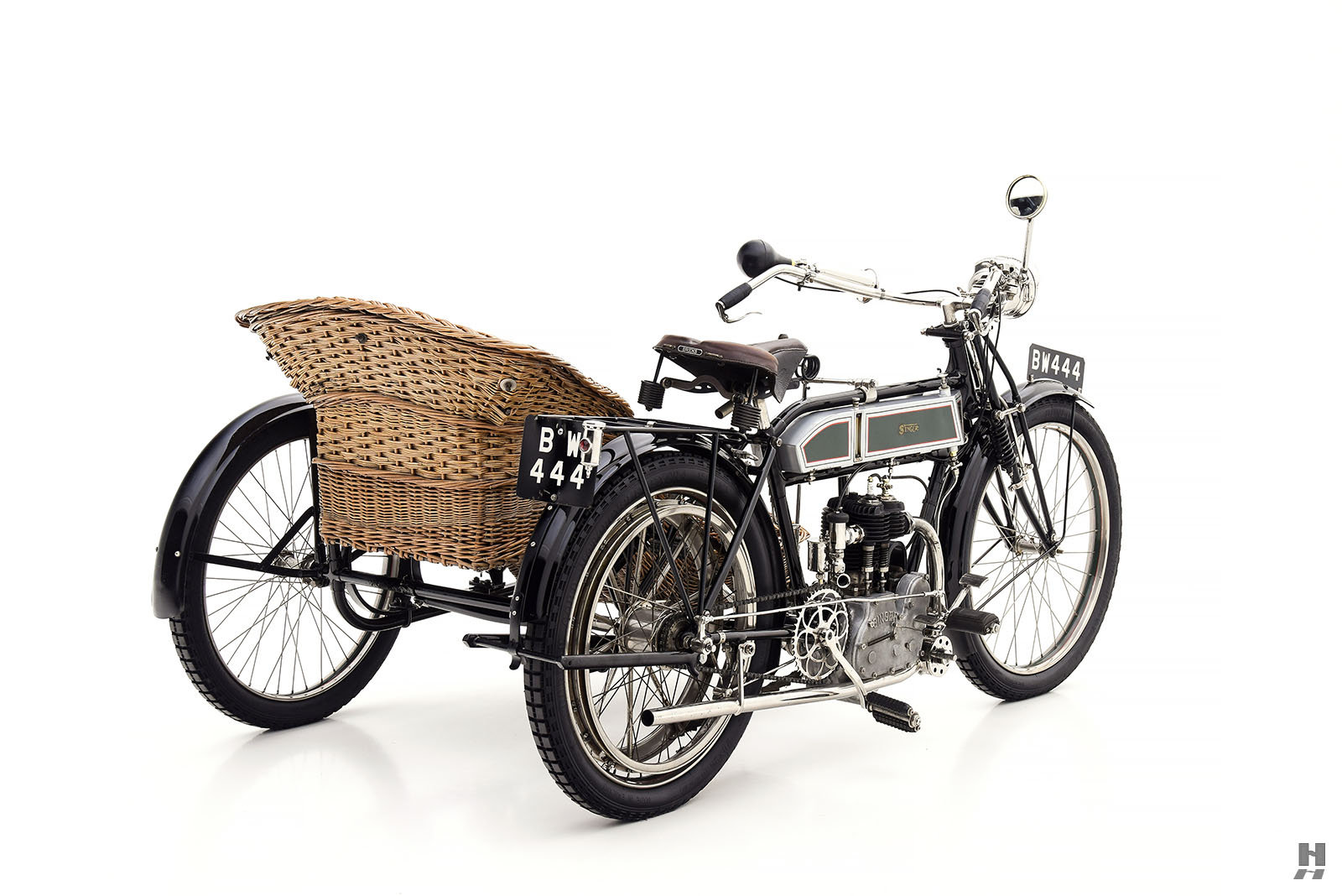 1911 SINGER MOTORCYCLE For Sale (picture 6 of 6)