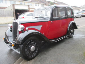 1936 Singer Bantam de-luxe  For Sale