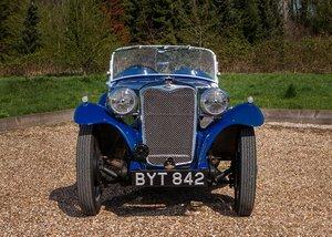 1935 Singer Nine Le Mans 'Speed'