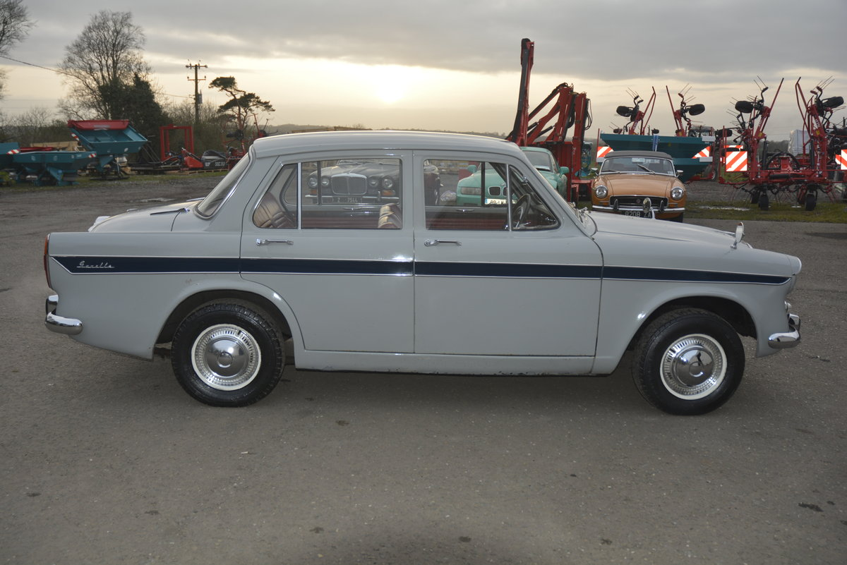 1964 Singer Gazelle for sale SOLD (picture 3 of 6)