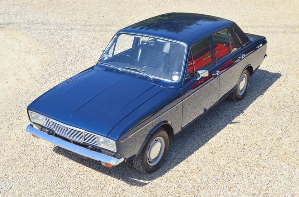 Singer Gazelle Mk VII – Gordon Jarvis Car SOLD (picture 1 of 6)