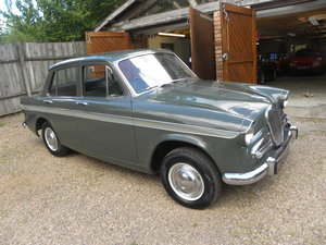 1964 SINGER GAZELLE MK V. 21,000 FROM NEW. SOLD