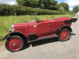 1929 Singer 9 Junior Saloon SOLD by Auction