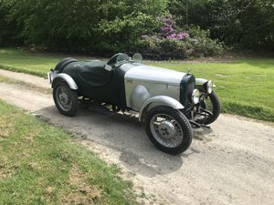 1930 Singer Junior Trials Special