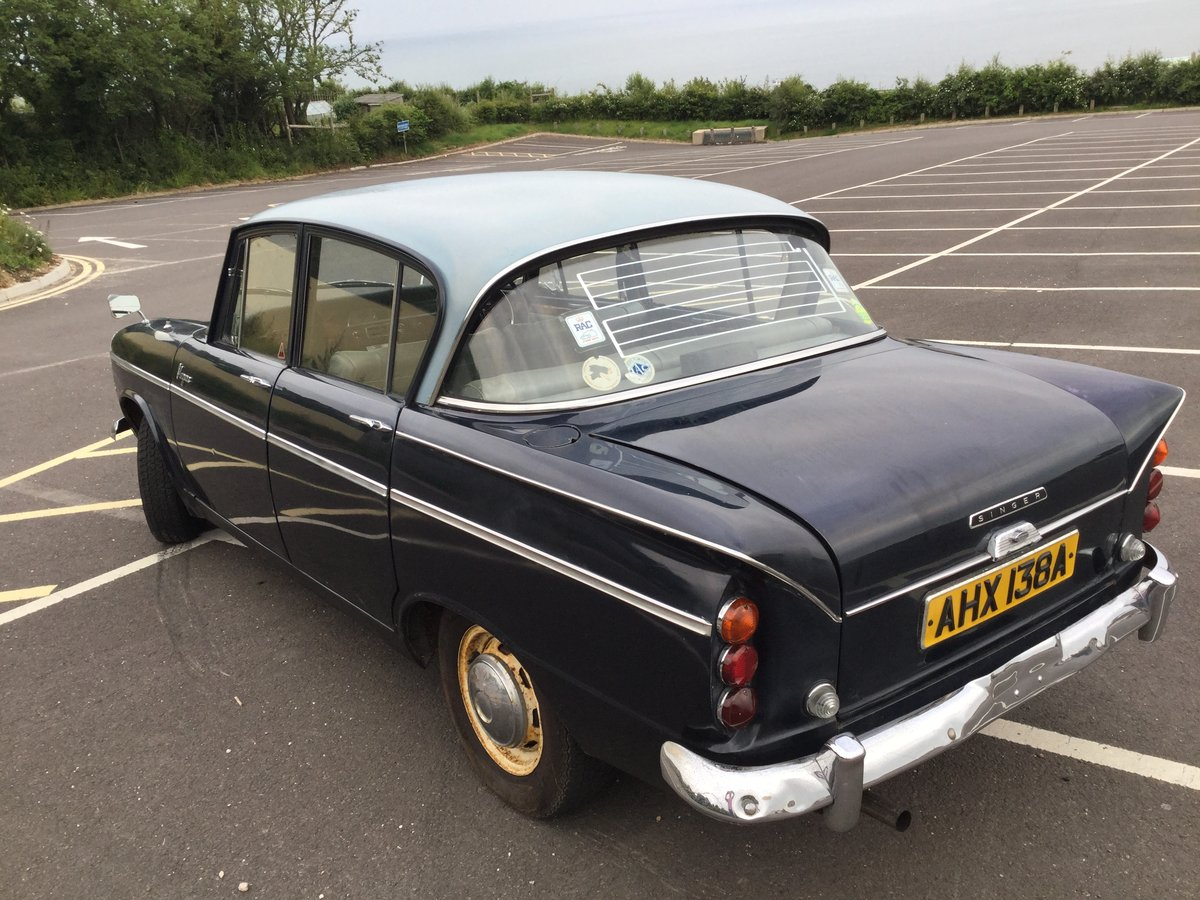 Singer Vogue 1963 Series II (1725 + O/D) SOLD (picture 2 of 6)