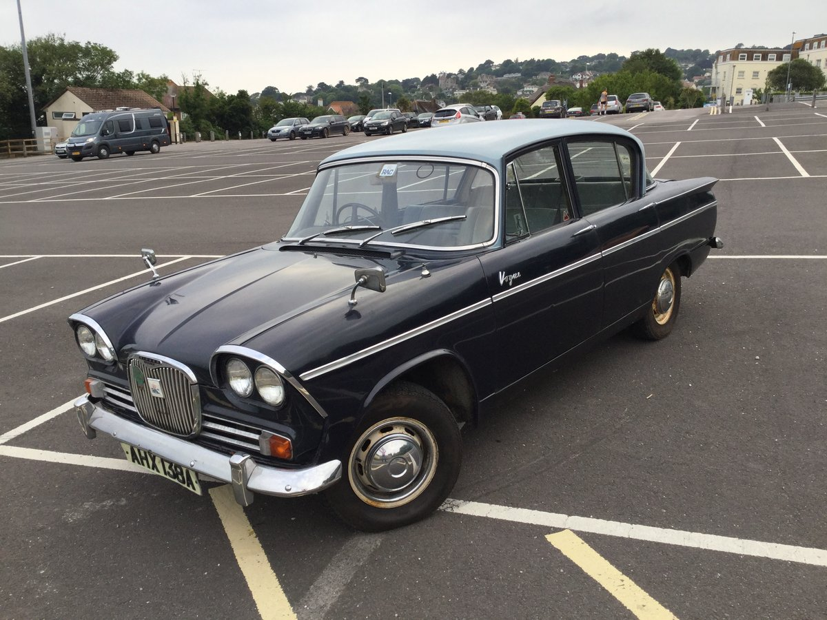Singer Vogue 1963 Series II (1725 + O/D) SOLD (picture 5 of 6)