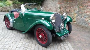 1934 Singer 9 Le Mans For Sale