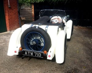 1933  Singer 9 HP Le Mans for sale